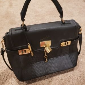 NWOT Aldi briefcase satchel